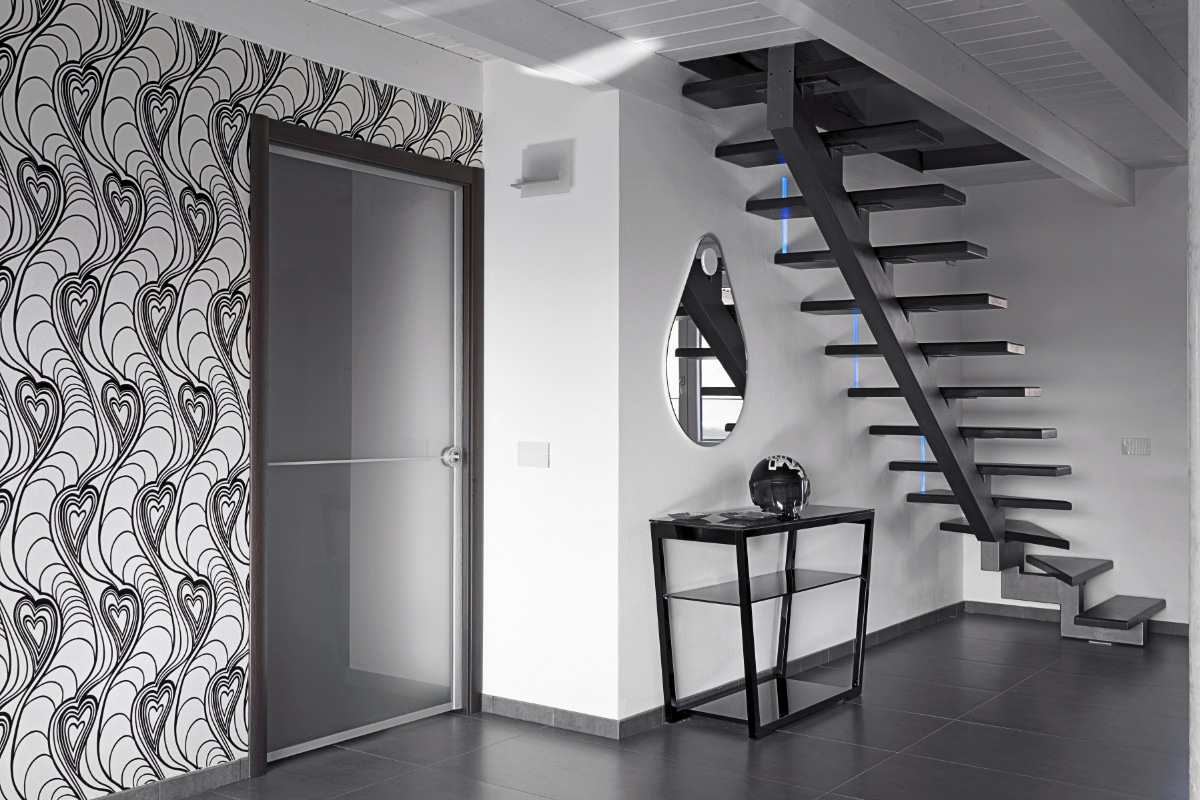behangpapier kopen aandachtspunten tips mogelijkheden. Black Bedroom Furniture Sets. Home Design Ideas