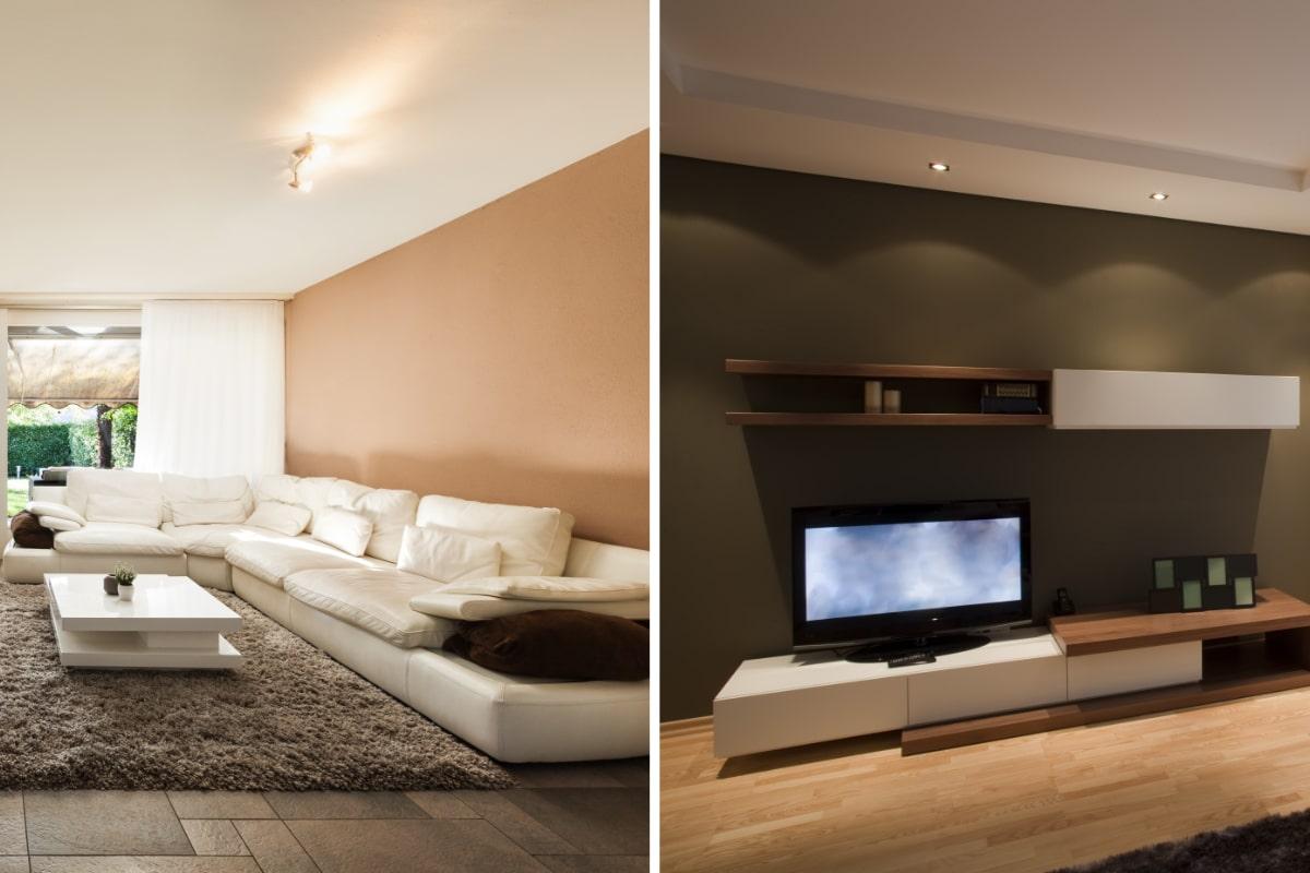 Behang woonkamer kiezen prijzen advies for 3d slaapkamer maken