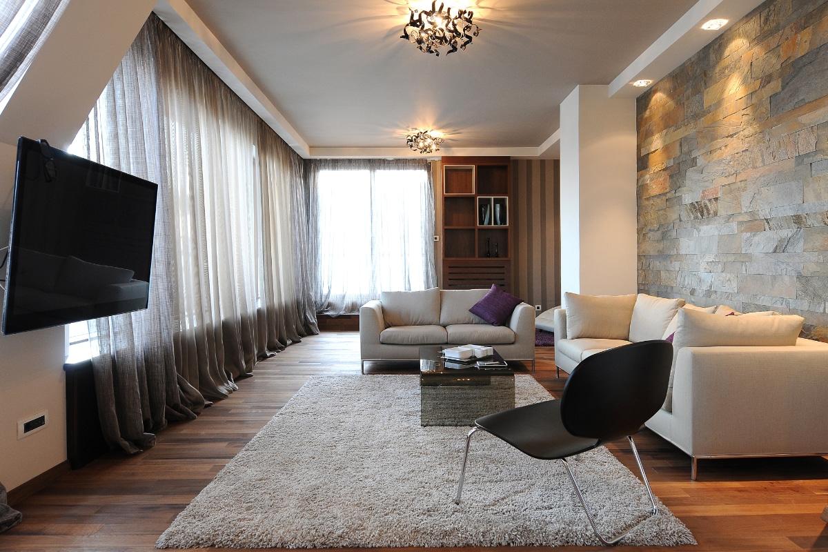 Behang woonkamer kiezen prijzen advies for Huiskamer design